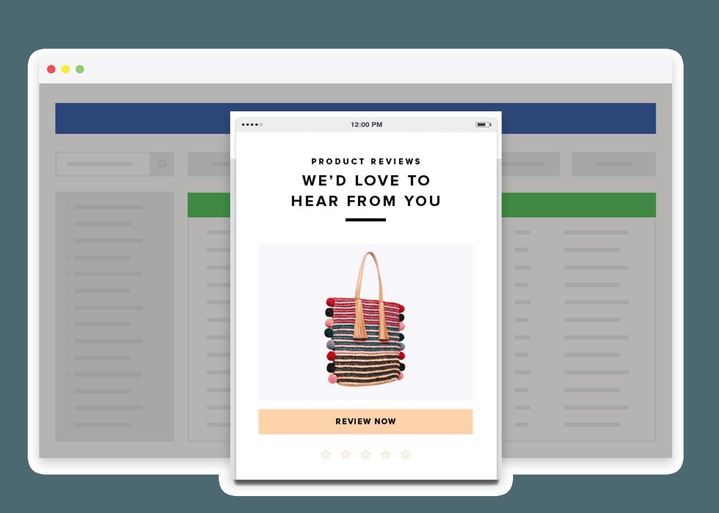 customer marketing automated emails