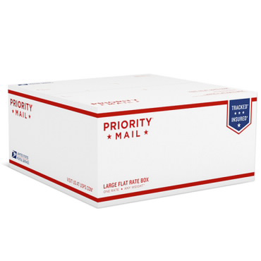 USPS Flat Rate Box